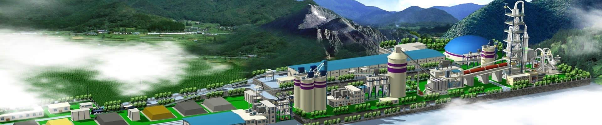 小型石灰窑设备生产线选择生产厂家的四项基本原则