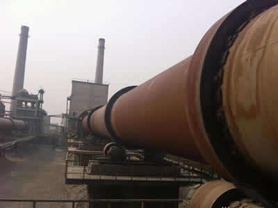 <b>山西朔州日产400吨活性石灰窑生产线</b>