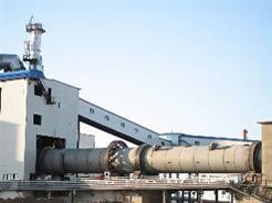 <b>内蒙古赤峰日产600吨活性石灰窑生产线</b>