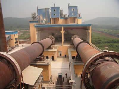 <b>新疆日产1200吨活性石灰窑生产线建成</b>