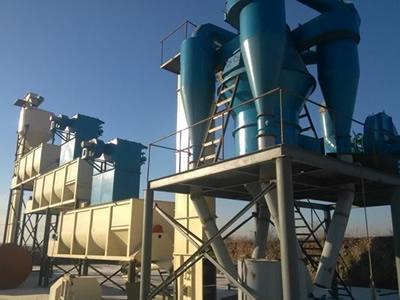 日产150吨氢氧化钙/次氯酸钙(漂白粉)生产设备