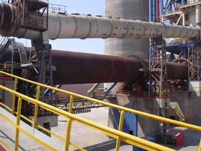 陕西西安日产200吨石灰窑生产线