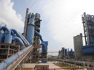 <b>新疆日产1200吨水泥回转窑生产线顺利投产半年</b>