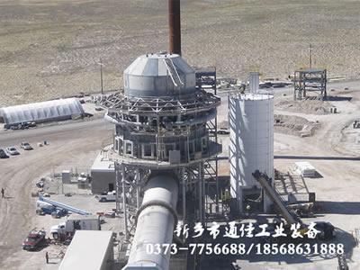 <b>江苏宿迁日产600吨活性石灰窑生产线保产保量</b>