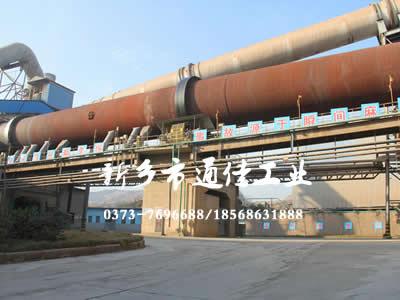 江西南昌日产400吨石灰窑生产线