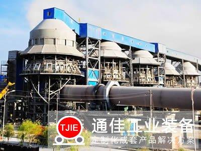 黑龙江大庆日产1000吨石灰窑生产线设备工艺