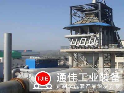 <b>湖北十堰日产600吨石灰窑生产线设备工艺</b>