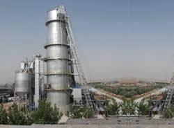 400吨混烧石灰窑