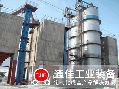 <b>云南大理日产800吨石灰窑生产线设备工艺</b>