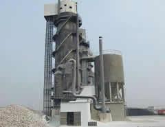 日产200吨石灰窑
