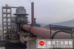 日产600吨石灰窑